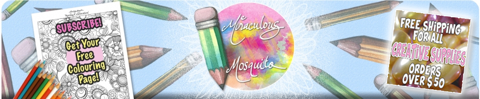 Miraculous Mosquito Banner